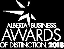 Alberta Business Awards of Distinction 2018