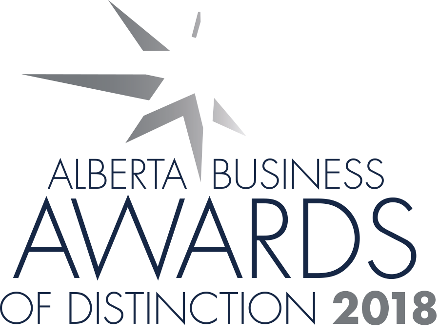 TRINUS nominated Finalist for the 2018 Alberta Marketing Award of Distinction!