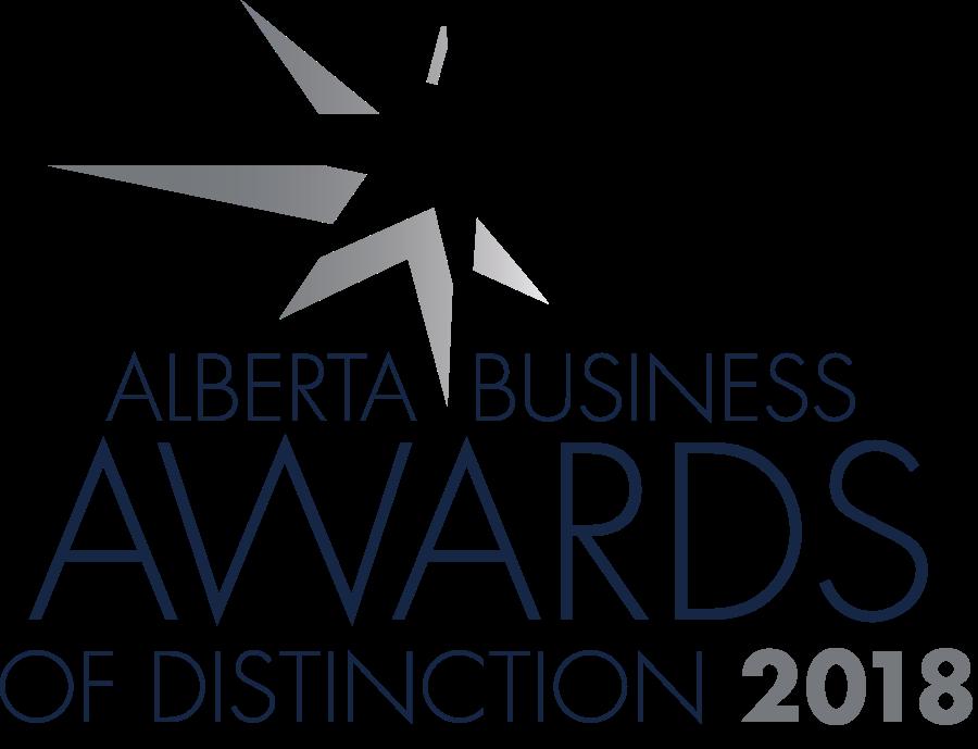 TRINUS nominated Finalist for the 2018 Alberta Marketing Award of Distinction!