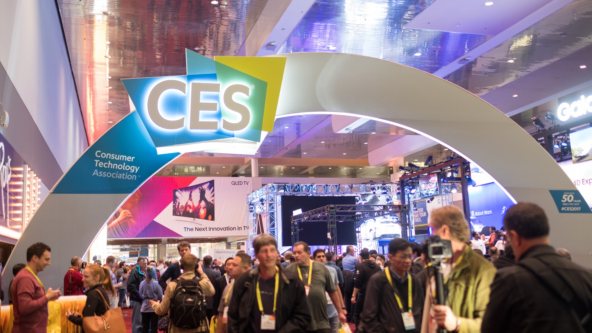 Final CES Thoughts News from the 2018 Consumer Electronics Show – Part 3