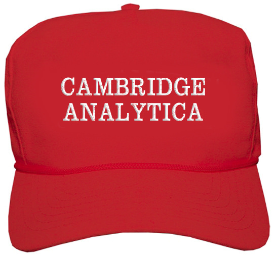 Hunker Down!  How Cambridge Analytica is Changing Our Perceptions of Big Data.