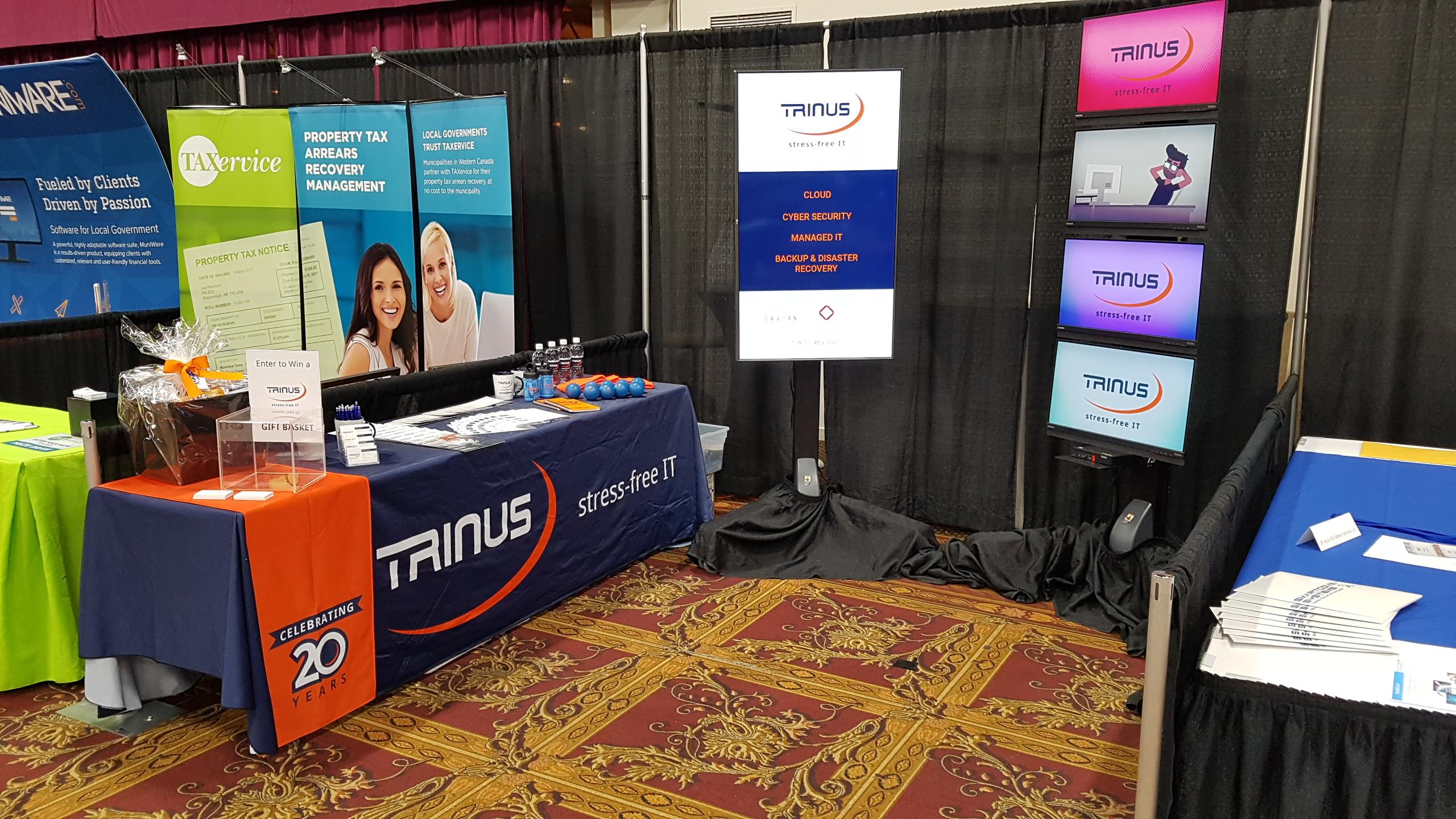 TRINUS at the LGAA Conference & Trade Show