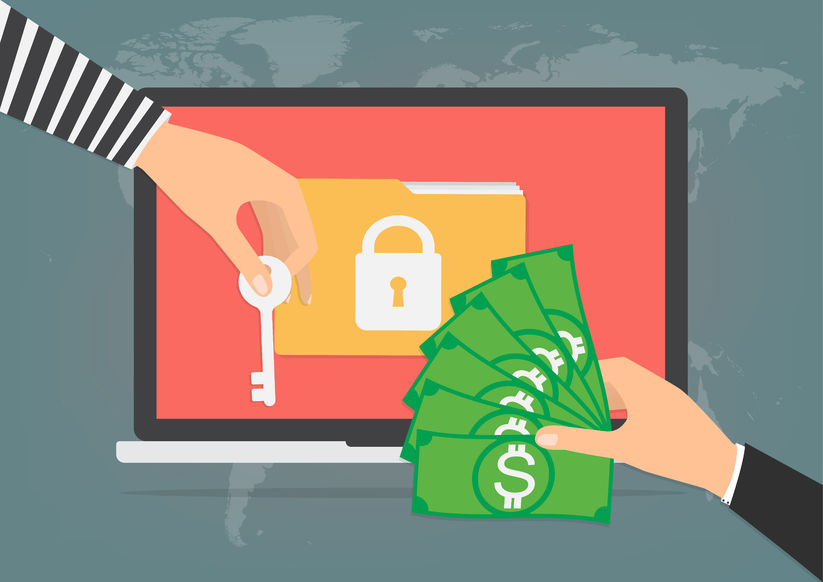 Ransomware is still around… and it's also a lot closer to home than what you might think!