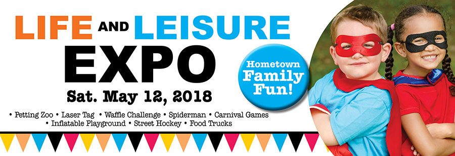 2018 LIFE & LEISURE EXPO in Spruce Grove – Thousands Expected to Attend!