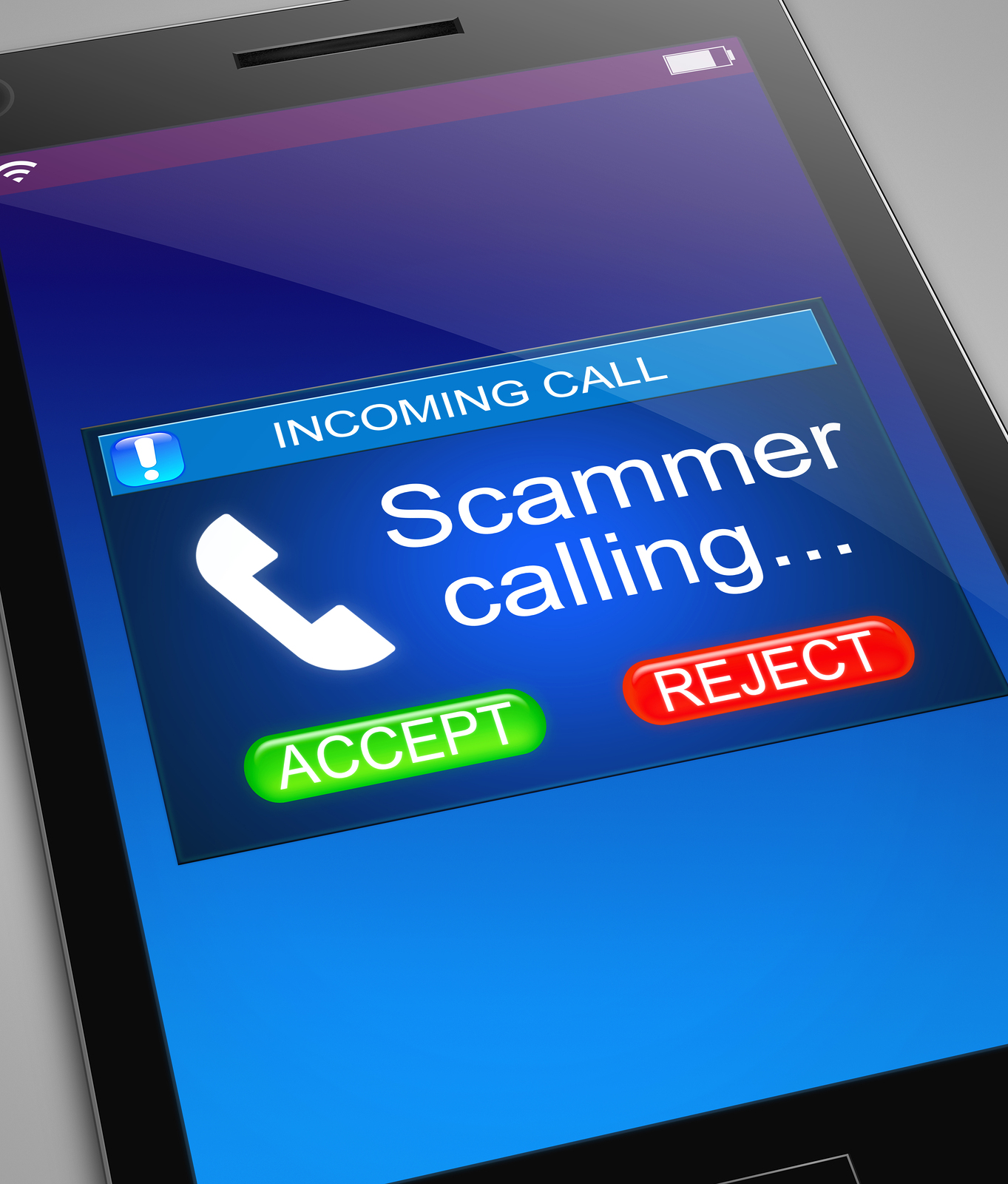 (DON'T) Support Your Local Phone Scammers!!