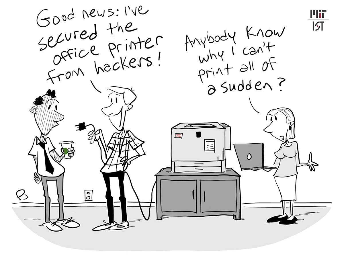 How Secure is your Printer??