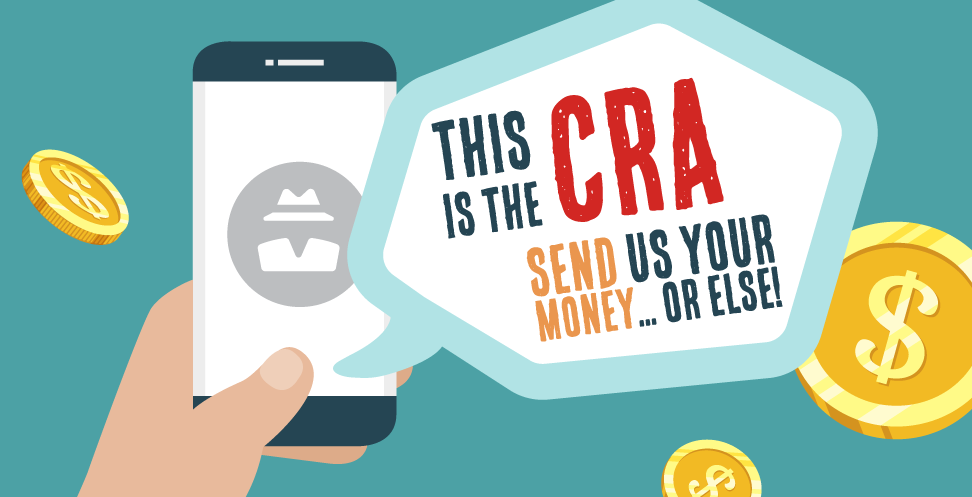 It's Tax Time… CRA SCAMS come to the Forefront every Spring