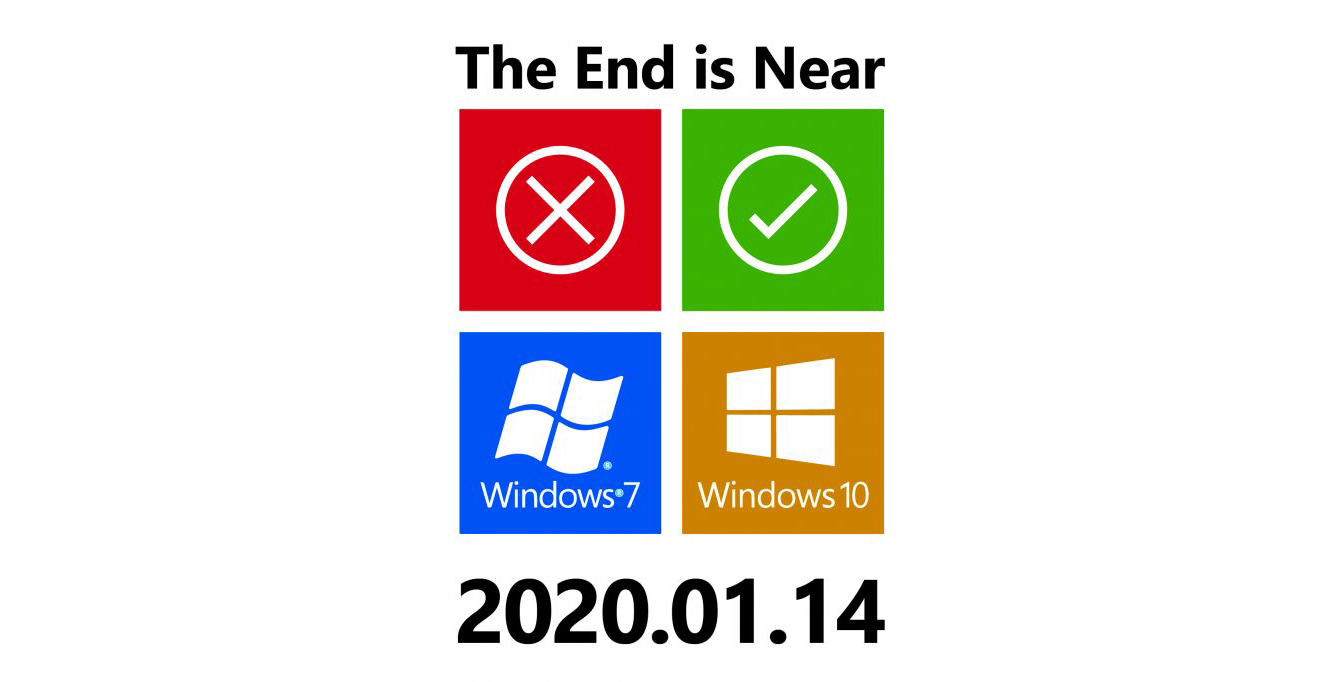 Break's Over! – Its Time to Treat the End of Windows 7 Seriously.
