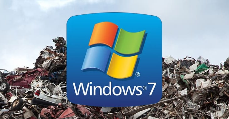 Too Many People Are Still Using Windows 7… Why it's Very Unwise to be Doing This.