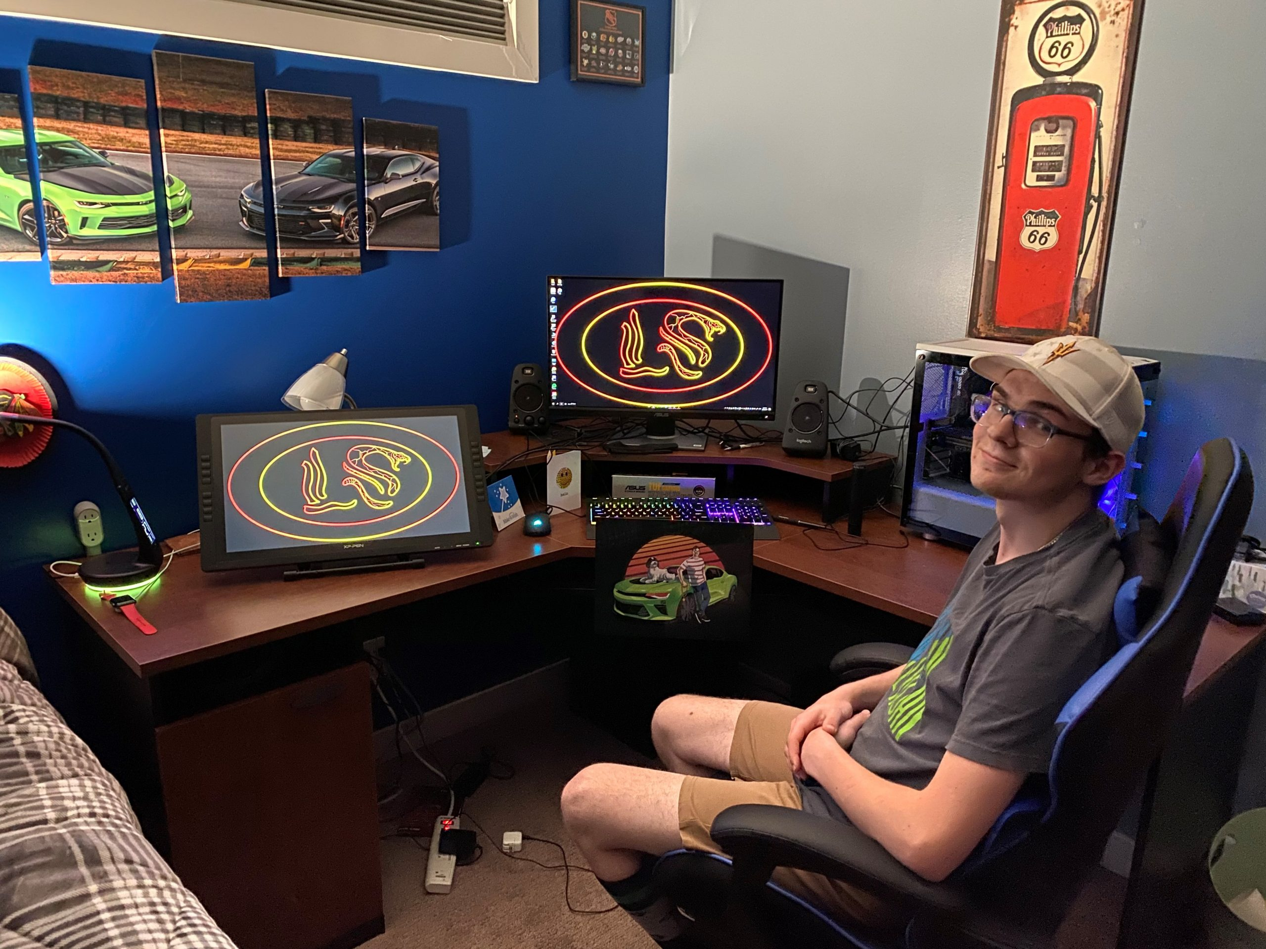 Some Happy News Amidst the Chaos: TRINUS Helps Make-A-Wish Recipient's Dream Wish Come True