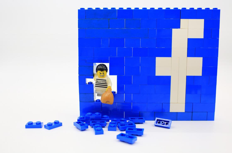 Facebook scraped for massive amounts of data